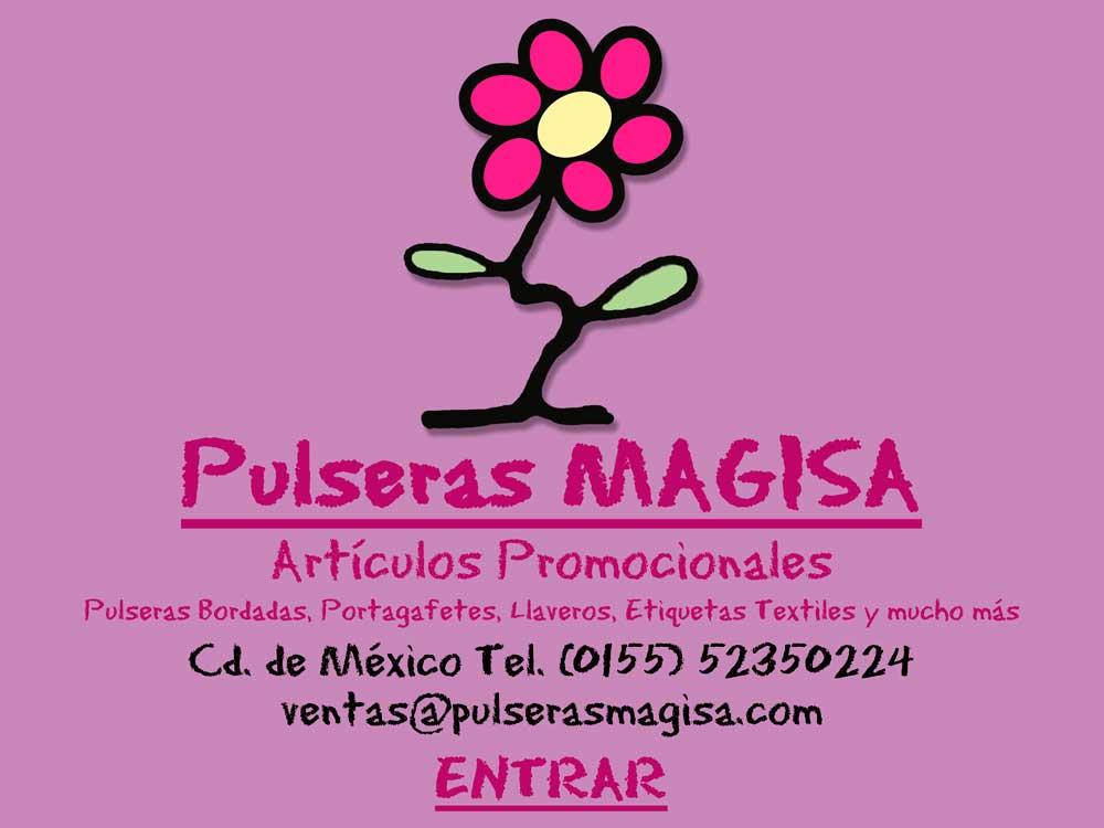 48662b52c10d Pulseras MAGISA - Pulseras Bordadas y mucho más.